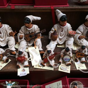 Traditional Neopolitan figurines